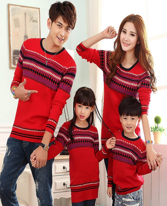 Top 40 Matching Christmas Sweaters Designs You Must Try Christmas