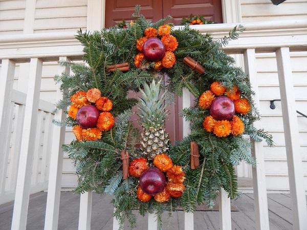 outdoor christmas tree 41 - Outdoor Christmas Tree Decorations