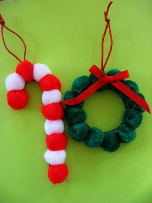 Top 40 Christmas Art And Craft Ideas For The Kids - Christmas ...