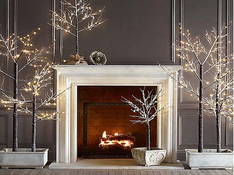 Modern Christmas Decorations Ideas