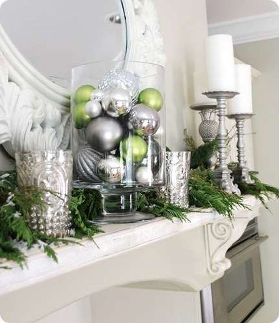 Top 40 Green And White Christmas Decoration Ideas - Christmas Celebration - All about Christmas