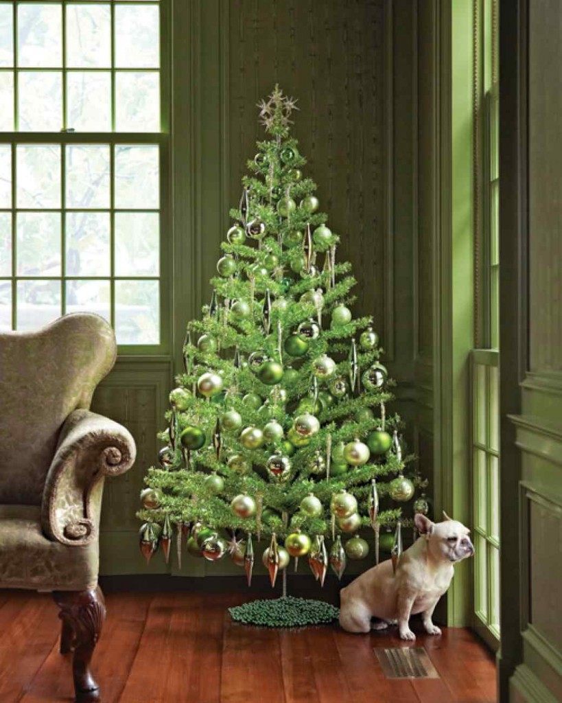 Oversized Christmas Tree Ornaments