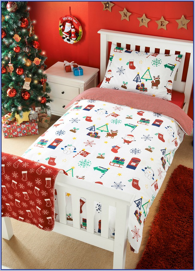 Top 40 Christmas Bedroom Decorations Christmas Celebration All About Christmas