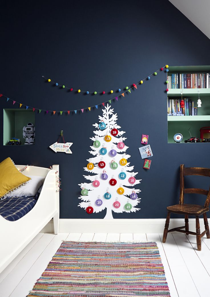 Top 40 Christmas Decorating Ideas For Kids Room - Christmas ...
