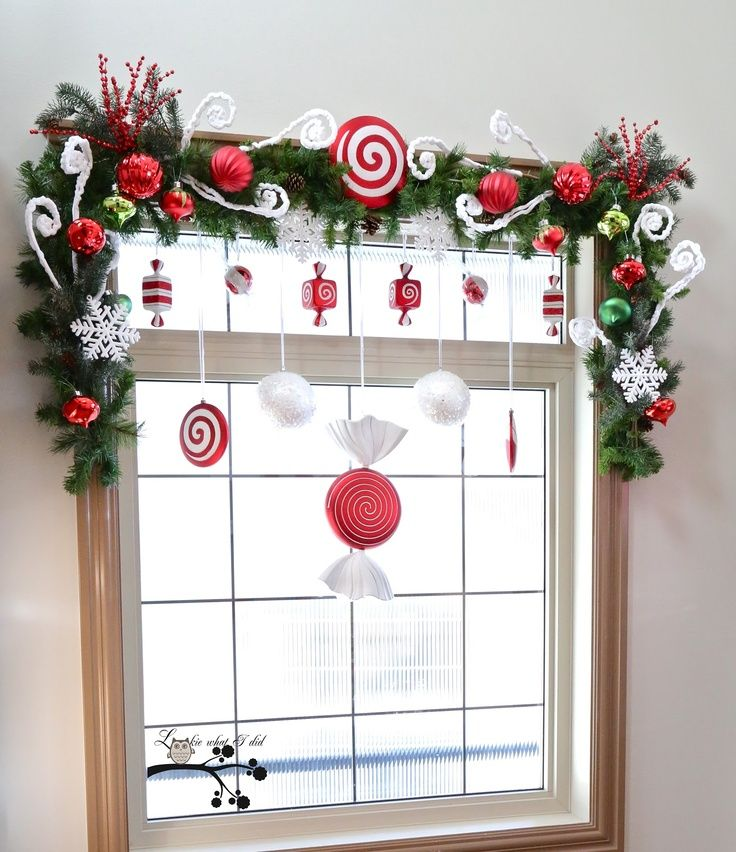 source - Diy Christmas Window Decorations