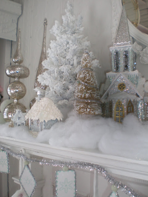 source - Winter Wonderland Christmas Decorating Ideas