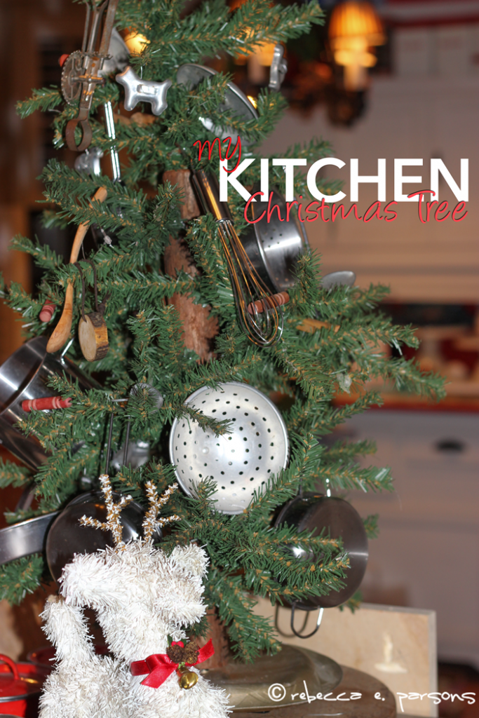 The Kitchen Christmas Tree: Source