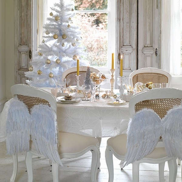 Country Christmas Bathroom Sets: Top 40 Dining Hall Decorations For Christmas