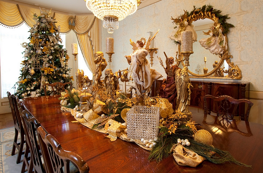 Top 40 Dining Hall Decorations For Christmas - Christmas Celebration ...