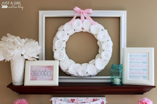 Paper Wreaths (11)