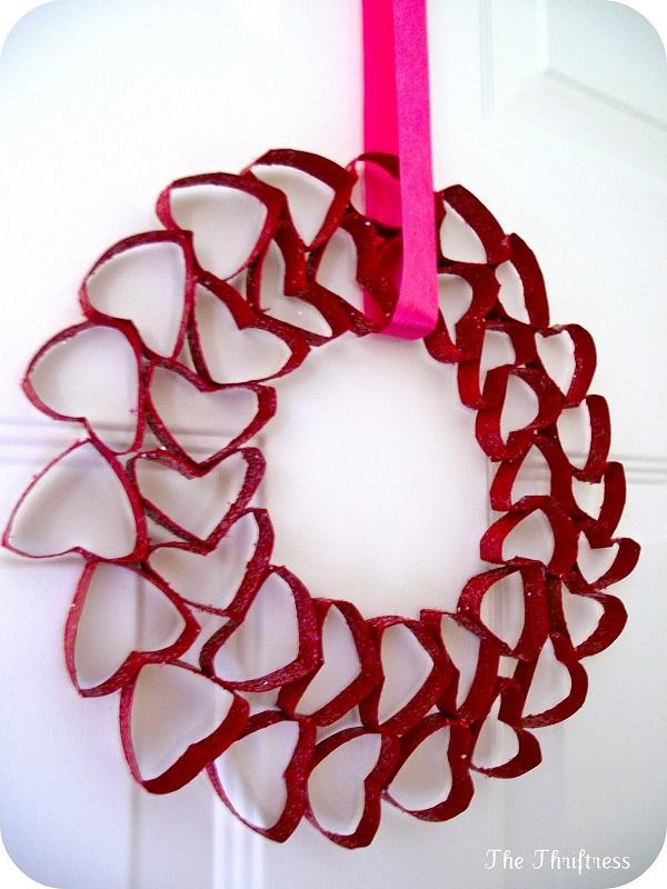 Paper Wreaths (19)