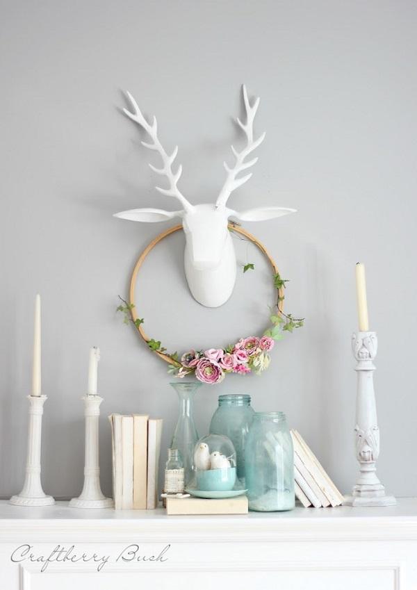 Paper Wreaths (2)