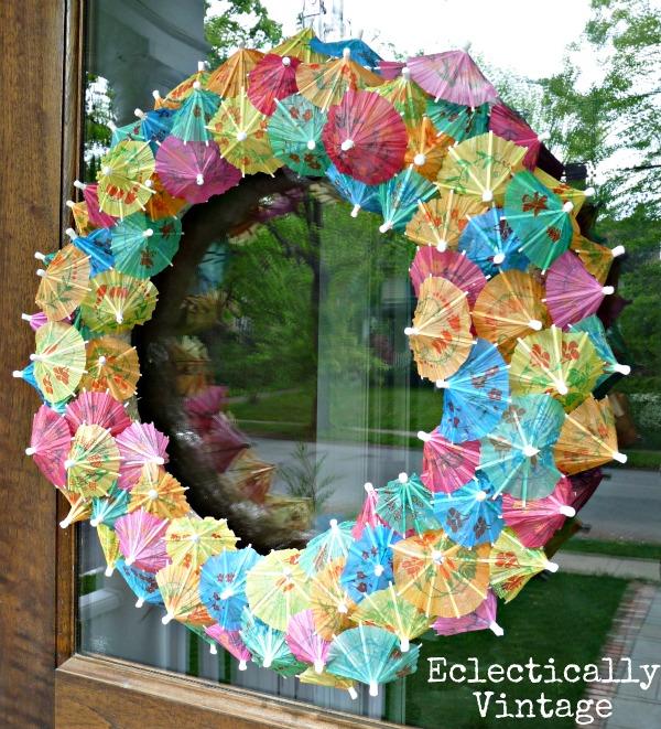 Paper Wreaths (23)