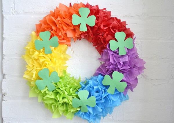 Paper Wreaths (26)