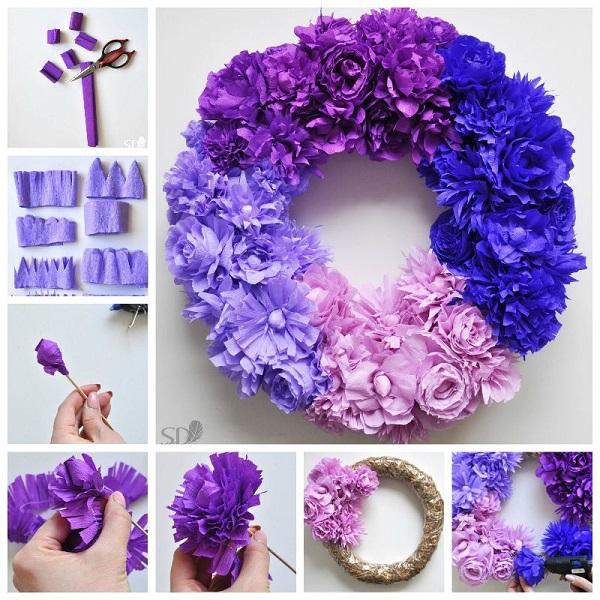 Paper Wreaths (28)