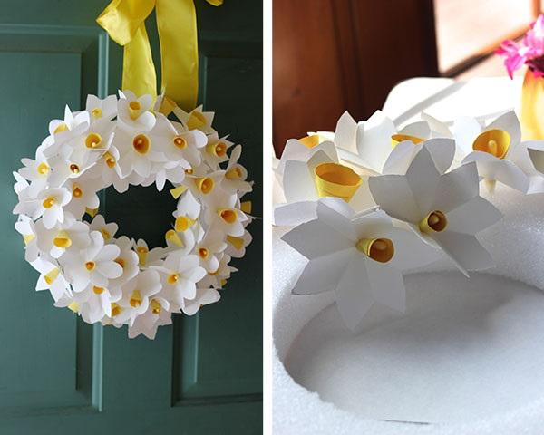 Paper Wreaths (30)