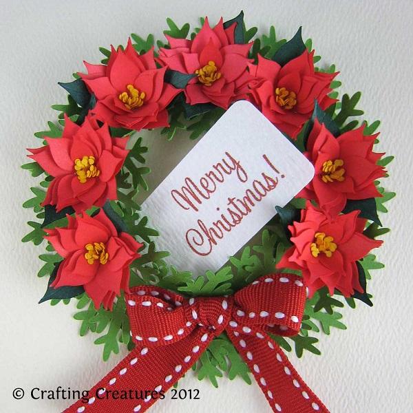 Paper Wreaths (31)