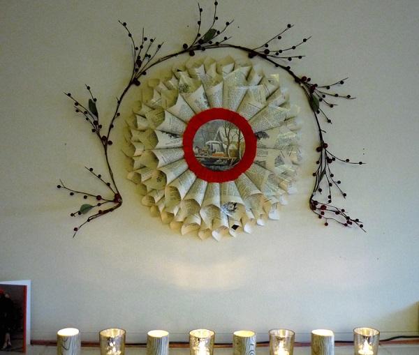 Paper Wreaths (33)