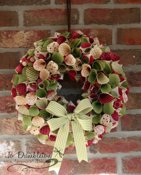 Paper Wreaths (35)