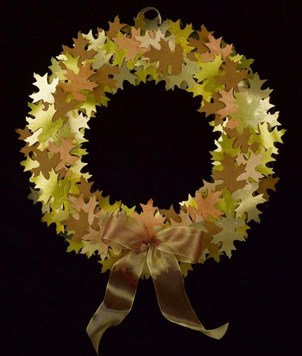 Paper Wreaths (38)
