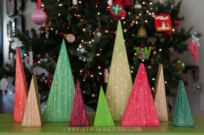 Wooden Trees (13)