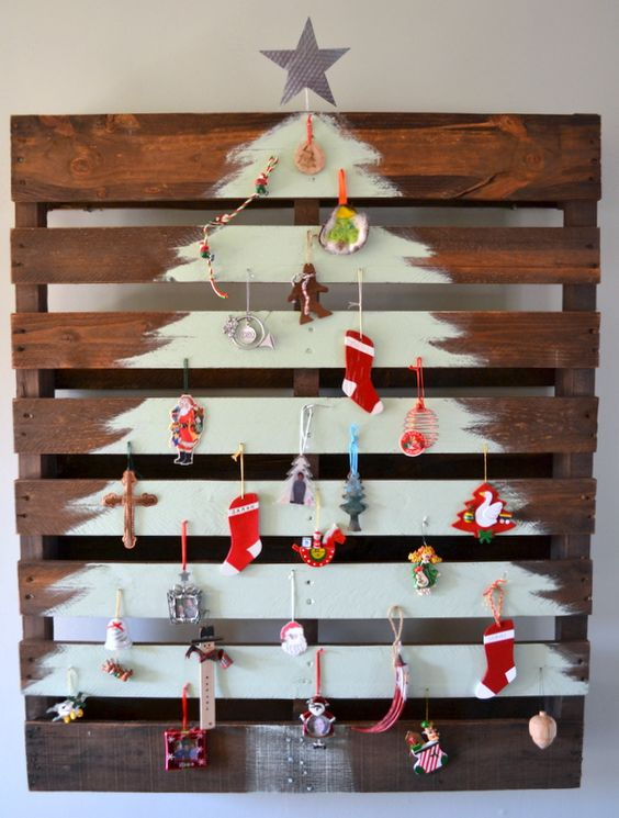 Top Wooden Christmas Trees Celebrations