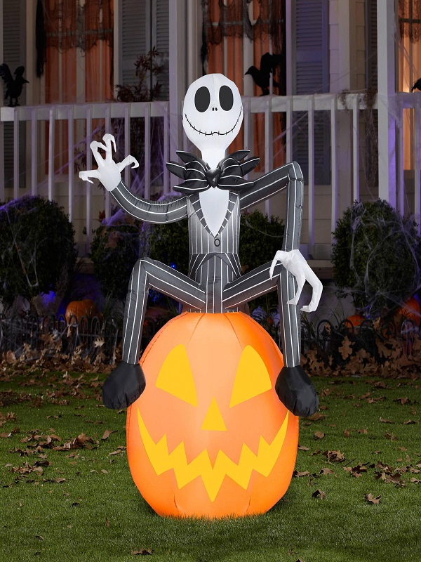 Nightmare before christmas decorations christmas celebration all nightmare before christmas inflatables source solutioingenieria Gallery