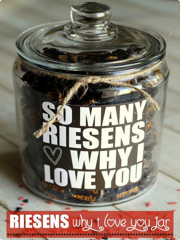 Top 40 homemade christmas gifts for your boyfriend christmas source source this diy candy jar is a wonderful christmas gift for your boyfriend solutioingenieria Gallery