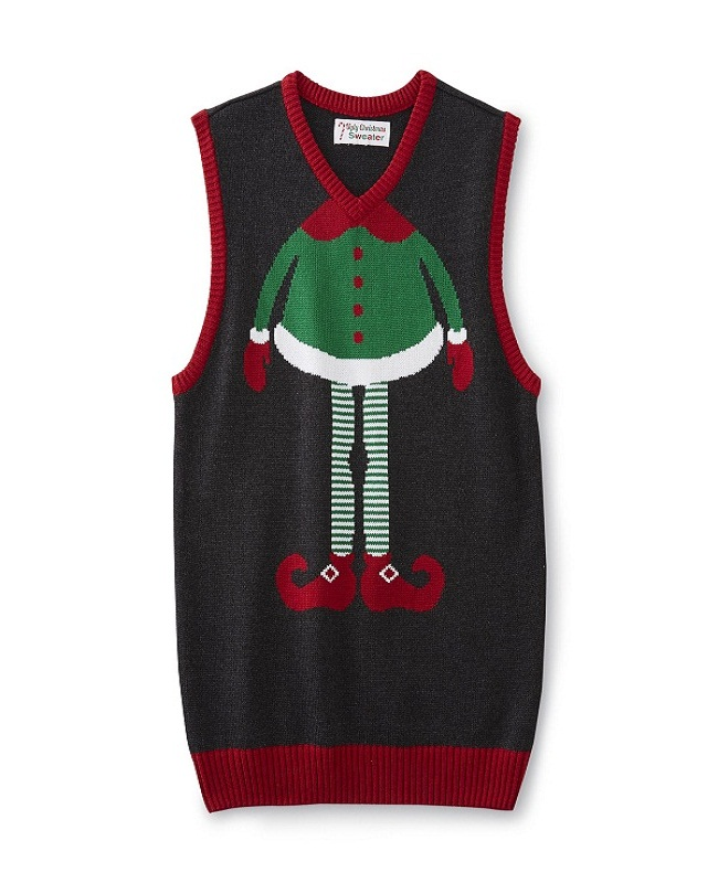 Top 40 Ugly Christmas Sweaters For Men - Christmas Celebration - All ...