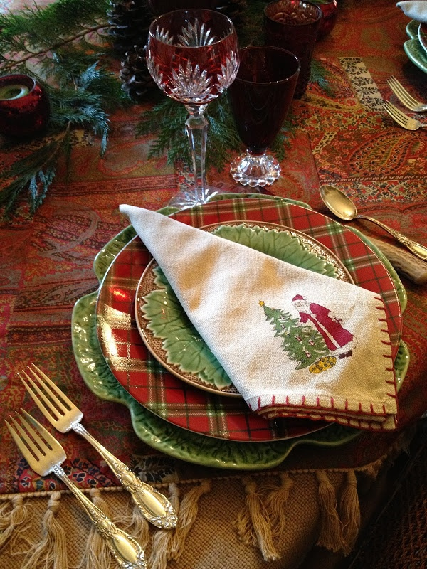 Festive Tableware Source & Top 40 Christmas Tableware Ideas - Christmas Celebration - All about ...