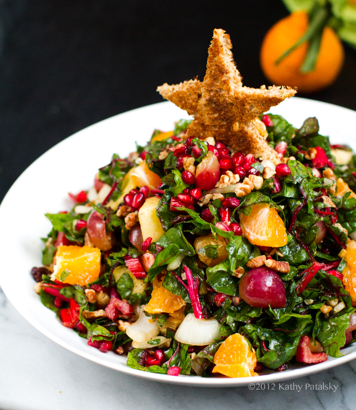 Top 40 christmas salad recipes christmas celebration all about source forumfinder Choice Image