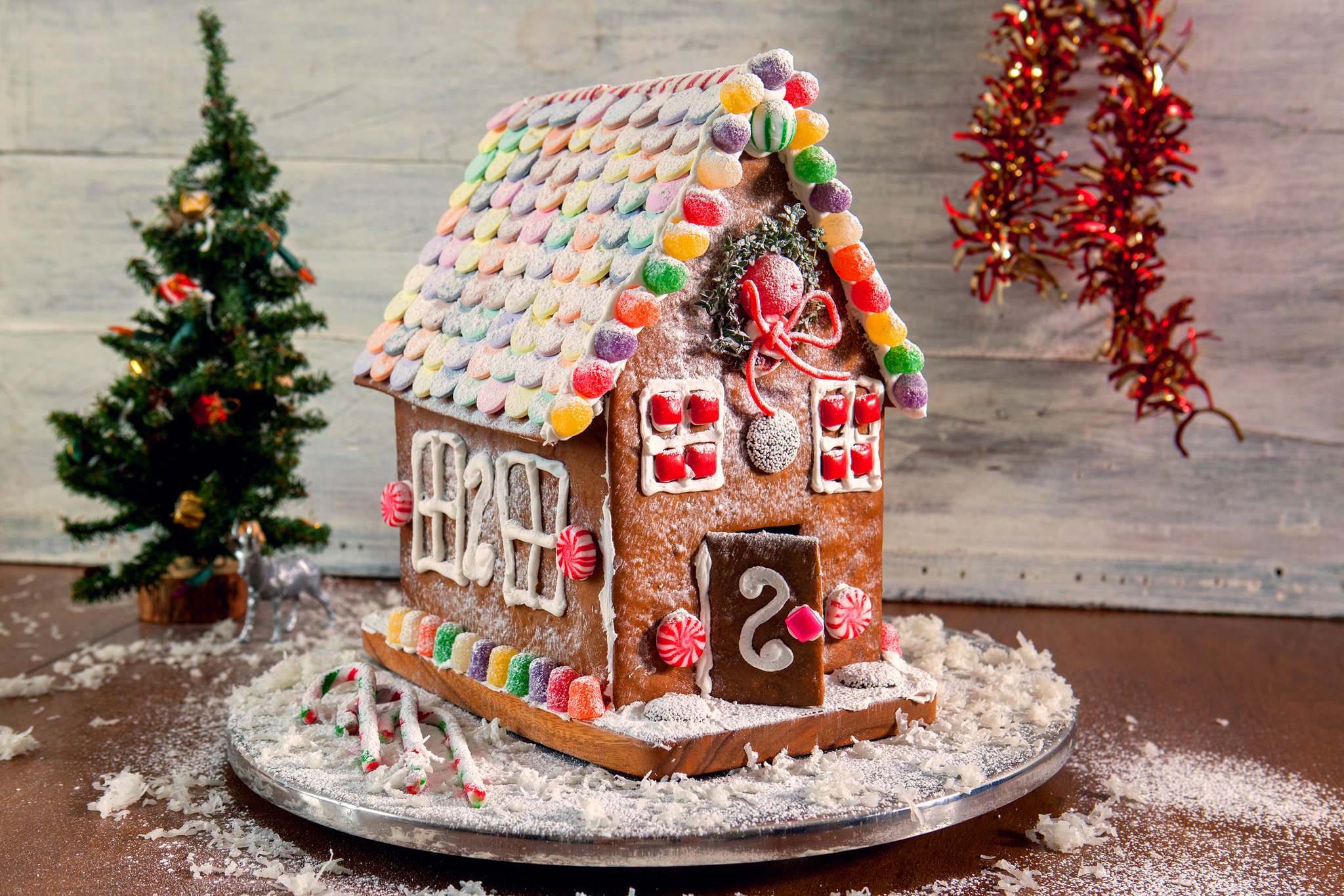 Gingerbread House Recipes And Templates