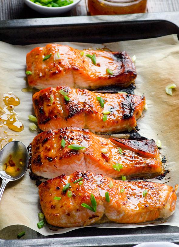 26 Baked Salmon Christmas Celebration All About Christmas