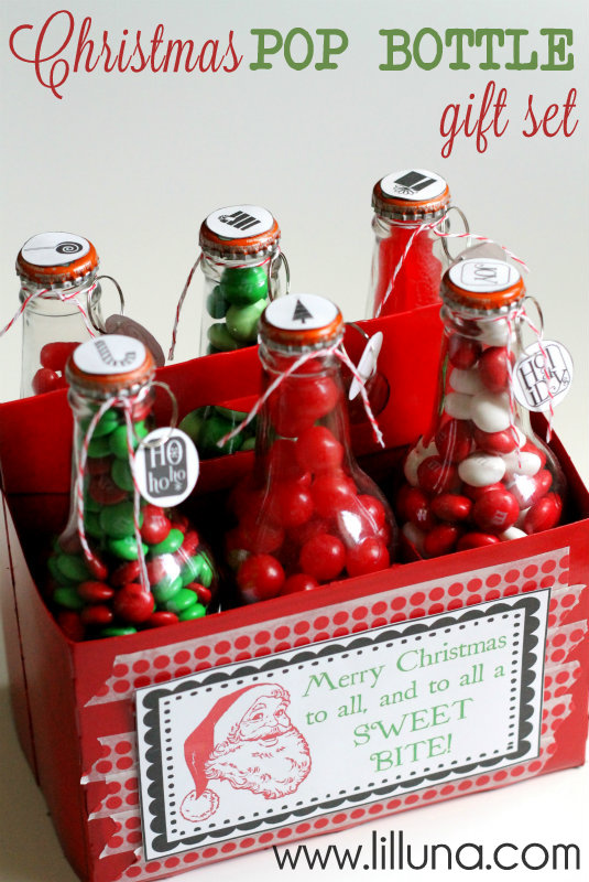 Top 40 Cute Christmas Food Gifts - Christmas Celebration - All about ...