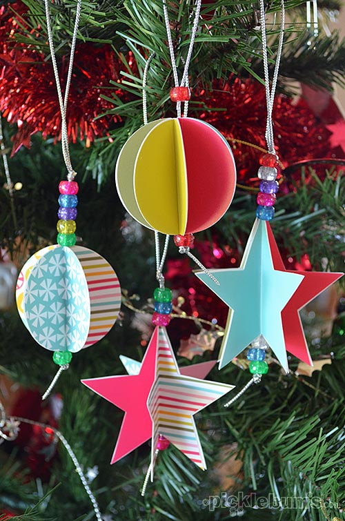 source - Christmas Tree Ornaments To Make