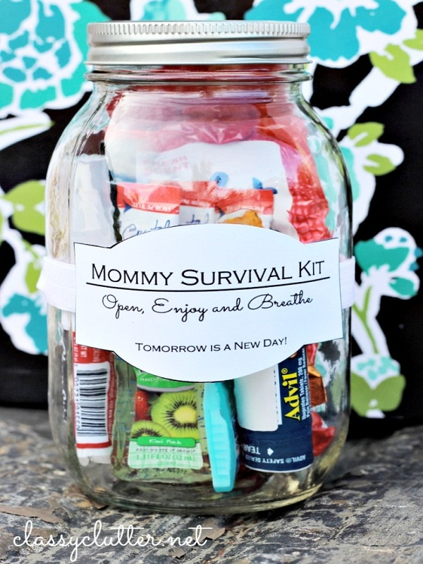 Top 40 Diy Christmas Gifts For Moms Christmas Celebration All About Christmas