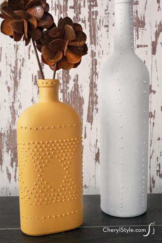 Top 35 Decoration Ideas Using Wine Bottles Christmas Celebration