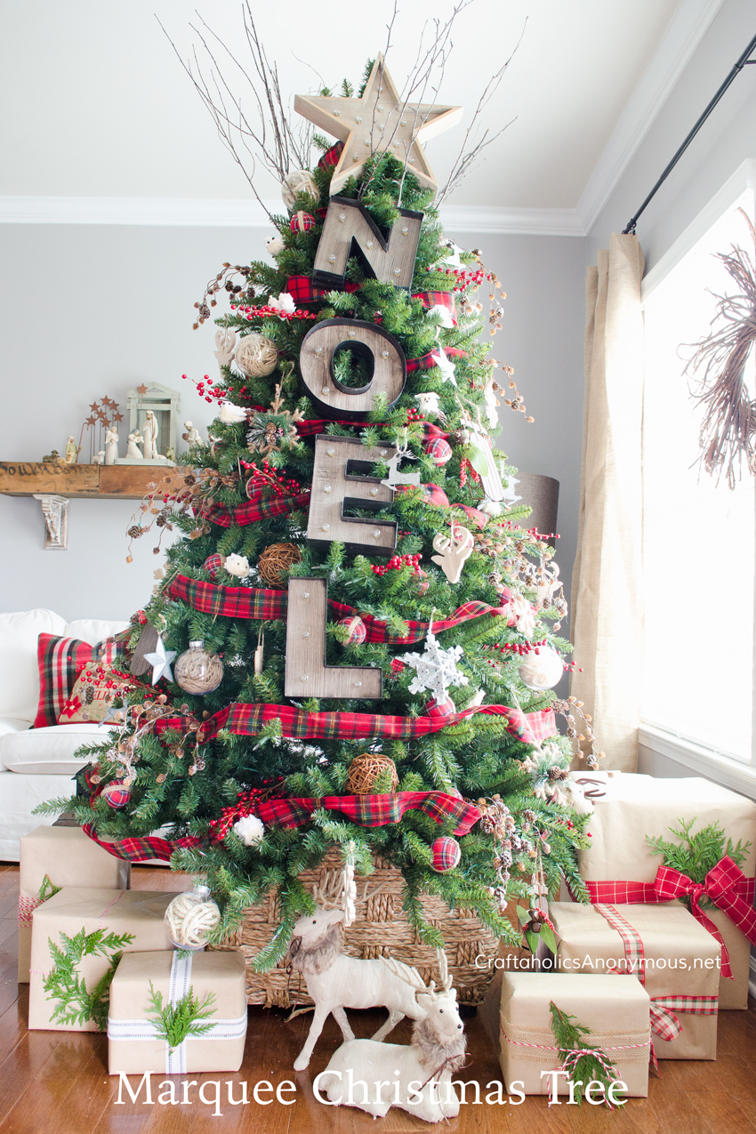 Top 40 Marquee Signs Ideas For Christmas Décor - Christmas ...