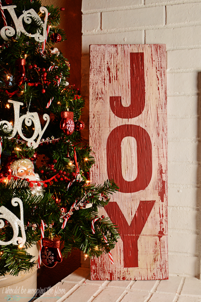 source - Joy Christmas Decoration