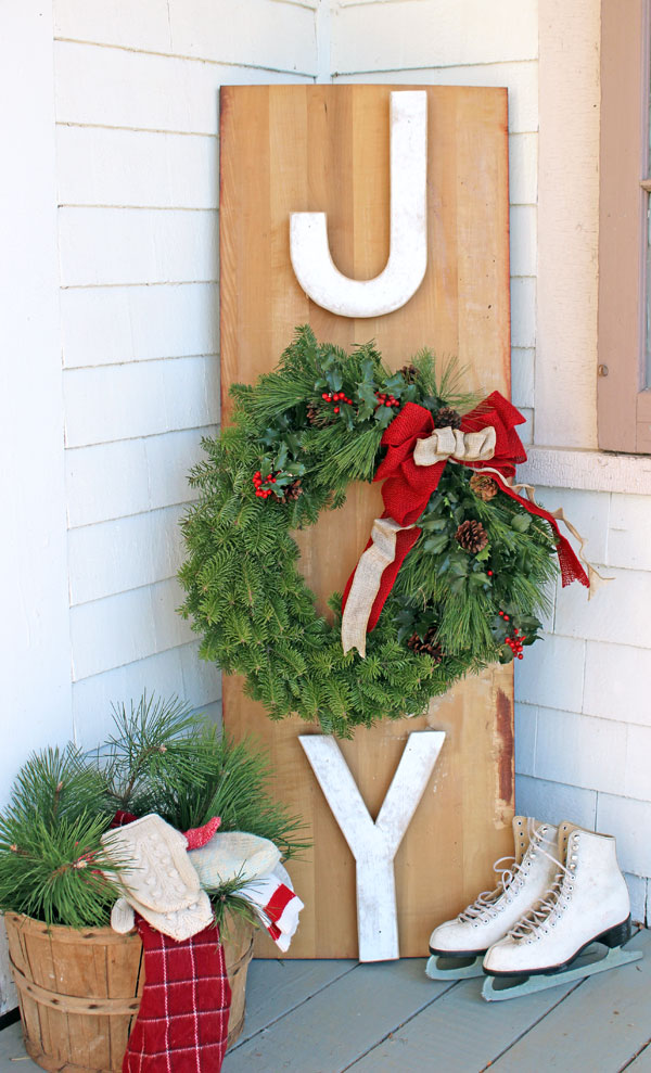 source - Christmas Decor Signs