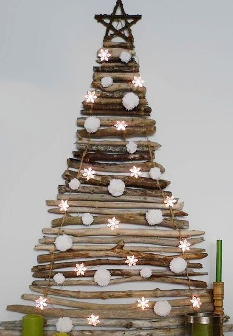 Top 40 unusual christmas trees ideas christmas celebration all wooden trees 12 solutioingenieria Choice Image