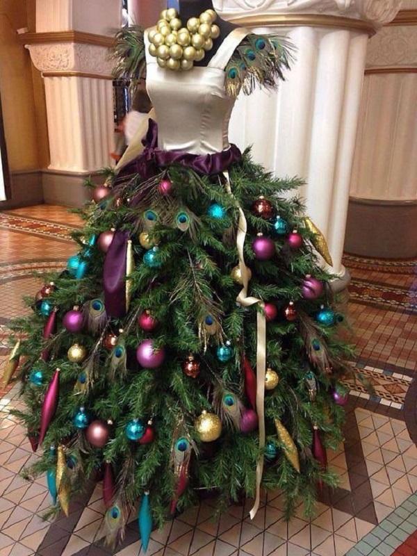 Christmas Tree Dress Decor: Source & Top Minimalist And Modern Christmas Tree Decor Ideas - Christmas ...
