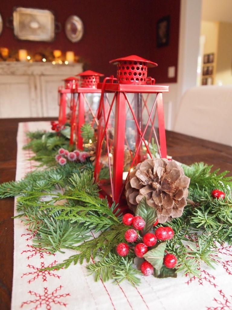 Top Red Christmas Decorations \u2013 Christmas Celebrations