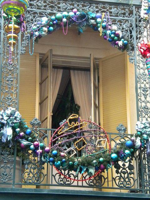 Top Christmas Balcony Decorations Christmas Celebration