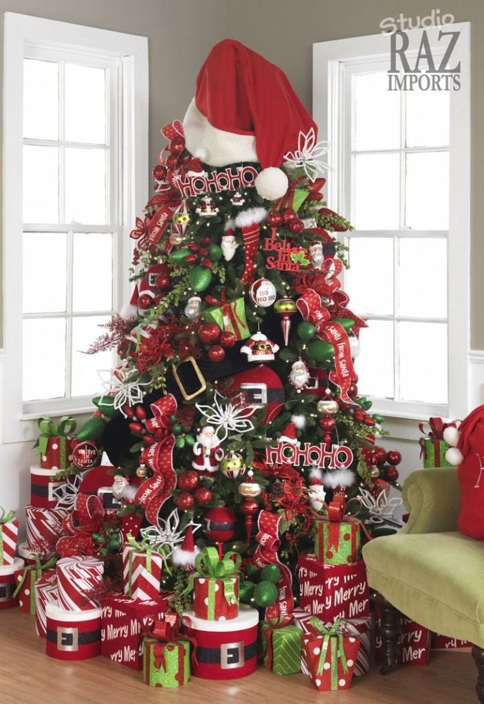 Top 40 Santa Claus Inspired Decoration Ideas Christmas