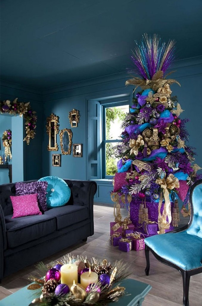 Top 40 Creative Christmas Tree Toppers - Christmas Celebrations