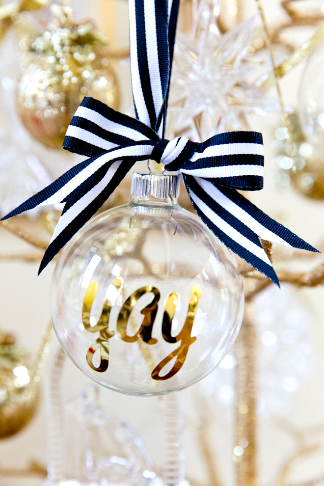 gold christmas decoration ideas