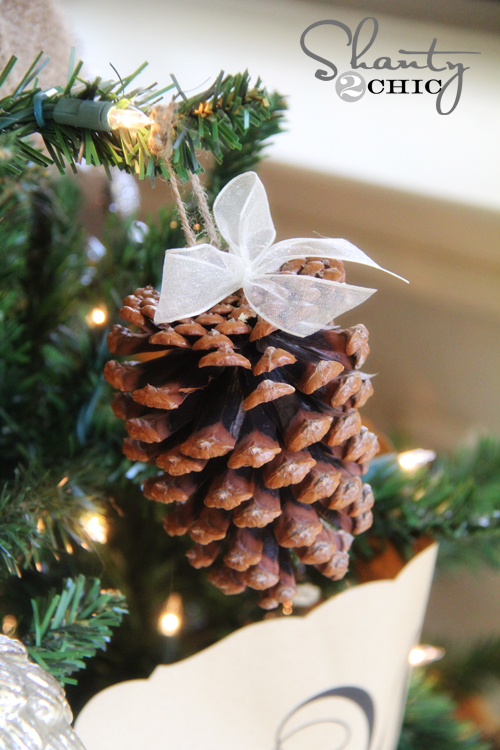 pinecone ornament source