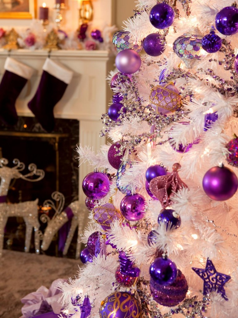 Top Purple Christmas Decorating Ideas - Christmas ...