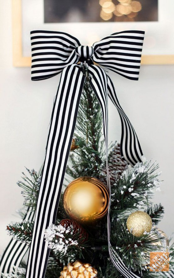 Top 40 Elegant Black And Gold Christmas Decoration Ideas Christmas